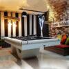 میز بیلیارد 9 فوت سام بیلیارد مدل 1027